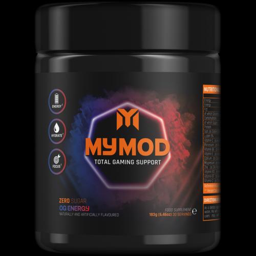 mymod energy bull flavour